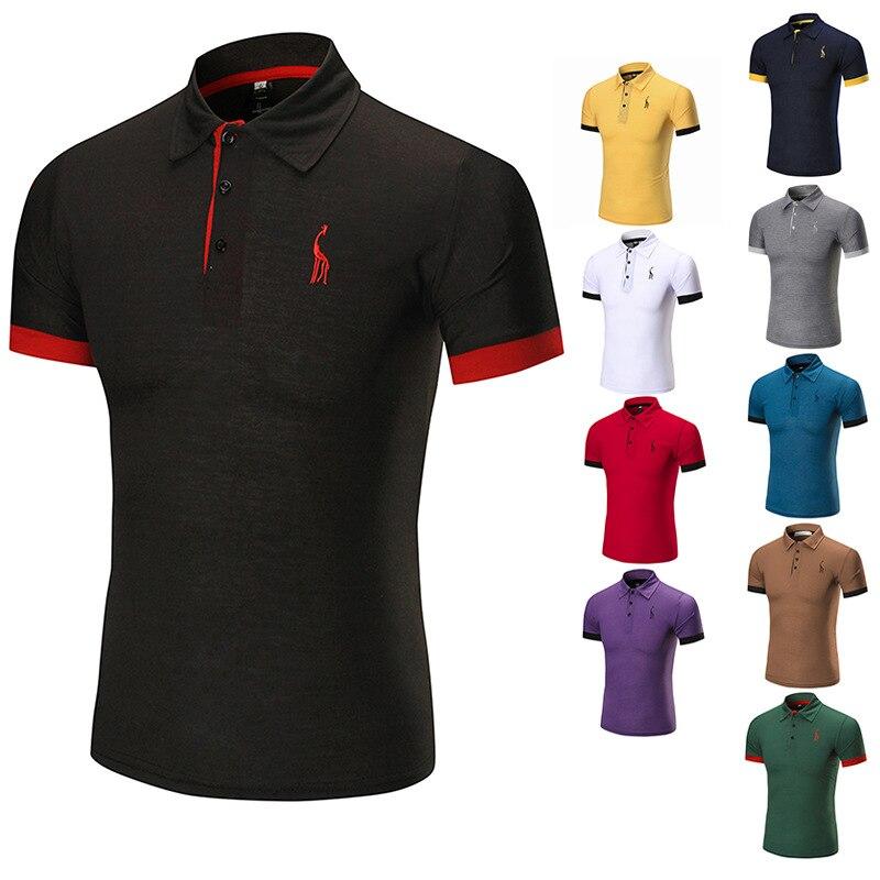 embroidered solid color eden park homme polo shirt men 39 s. Black Bedroom Furniture Sets. Home Design Ideas