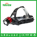 Factory Police head lamp Promotion Head lights 3 modes CREE XML T6 High Power Flashlight SOS LED front lighting