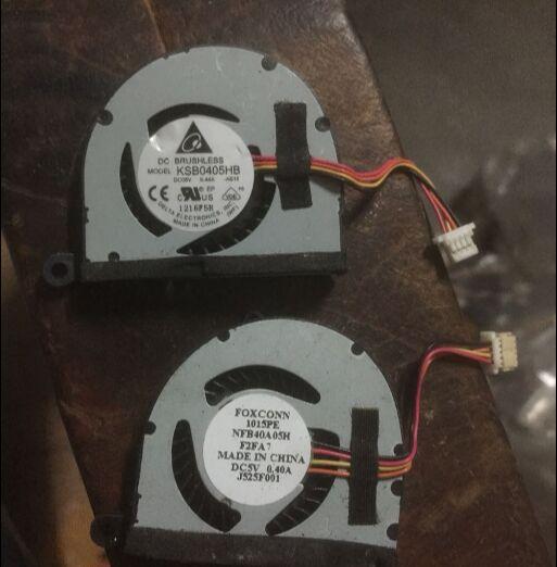 Laptop fan For asus eee pc 1015T 1015B 1015pn notebook fan KSB0405HB Tested