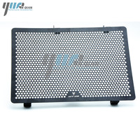 Aluminum Motor Accessories Grille Radiator Cover Protection For Yamaha MT09 MT 09 MT 09 2013 2014
