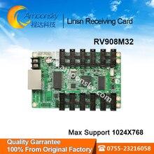 Linsn RV908M32 получил контроллер резервного заряда с led-дисплеем светодиодный дисплей Система управления синхронизацией linsn карта