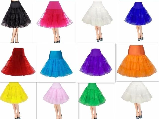 97e126d5 US $13.1 |Tanie krótkie Tutu Vintage różowy halka nie Hoops krynolina  podkoszulek suknia ślubna spódnica zrazy Organza balet taniec nosić w ...