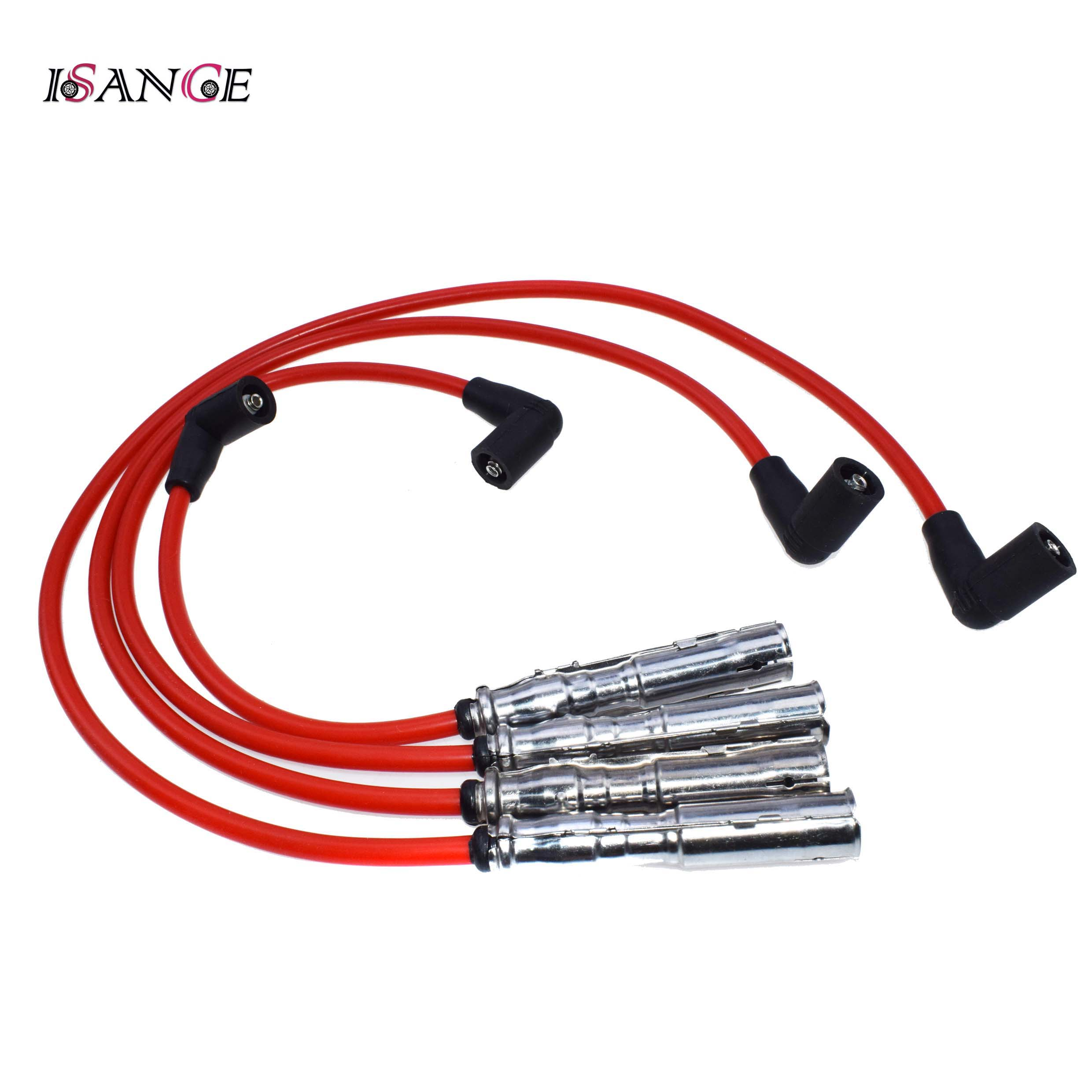 hight resolution of 1set oem ignition leads cables wires kit v6 2 4 2 8 for a4 a6 a8 passat superb 078 905 113 078 905 531 532 533 534 535 536 b