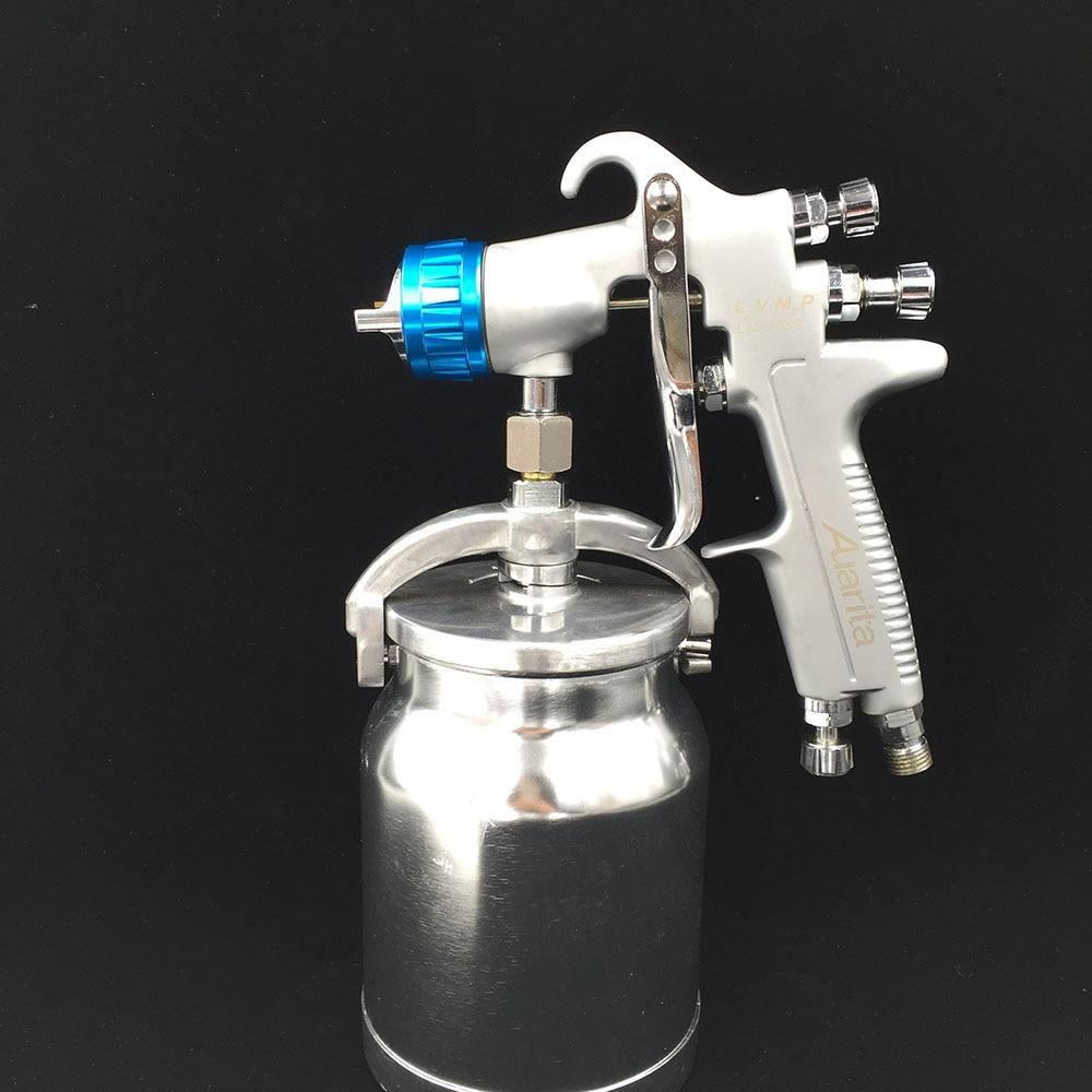 Sat1173 Professional Spray Gun Car Paint Sprayer Paint Spray Lvlp Compressor Spray Guns Nozzle