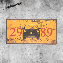 28 89 orange car License plate vintage metal sign decorative tray rat rod stickers(China  sc 1 st  AliExpress.com & Buy orange decorative plates and get free shipping on AliExpress.com