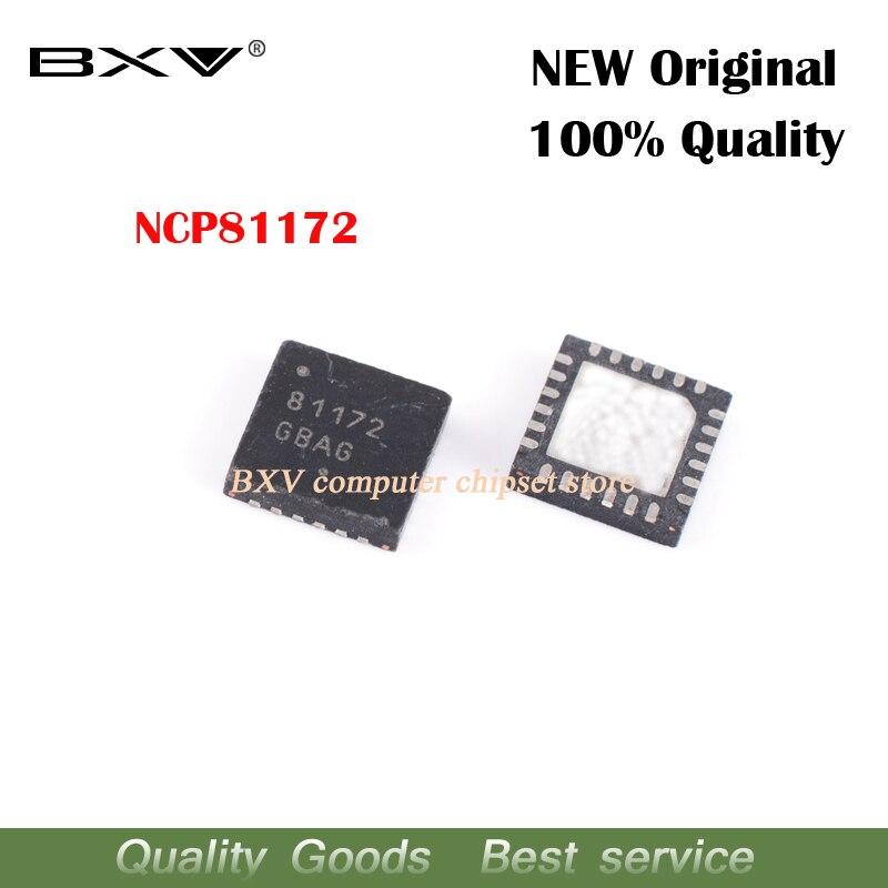 5pcs NCP81172 P81172 81172 QFN-16 New Original Free Shipping
