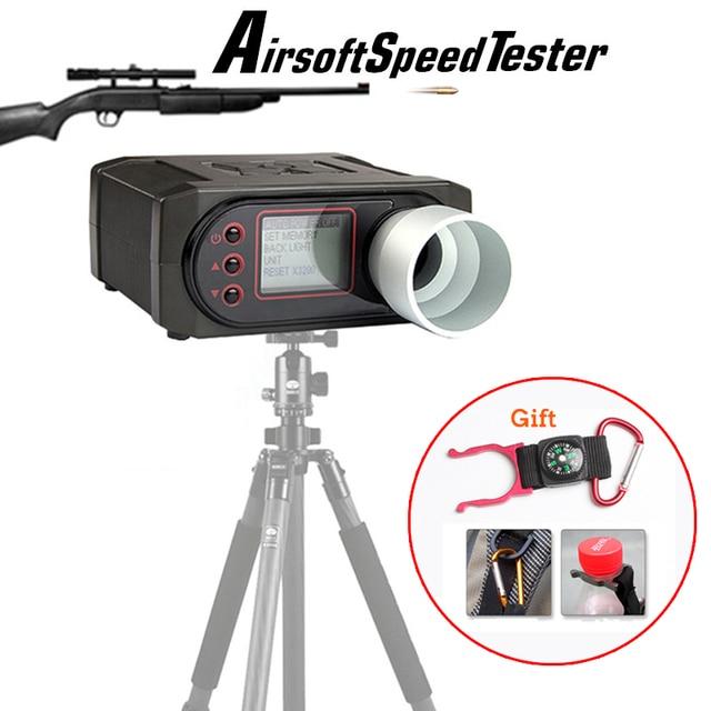 X3200 Shooting cronógrafo Airsoft bb pistola Chrono chrony 7-0001