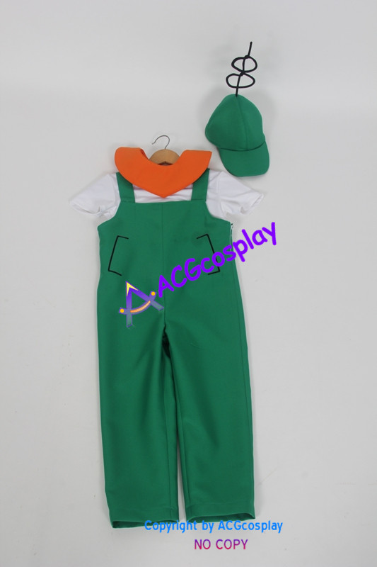 Independent The Jetsons Elroy Jetson Cosplay Costume Include Hat Boy Costume Acgcosplay Kids Costumes & Accessories