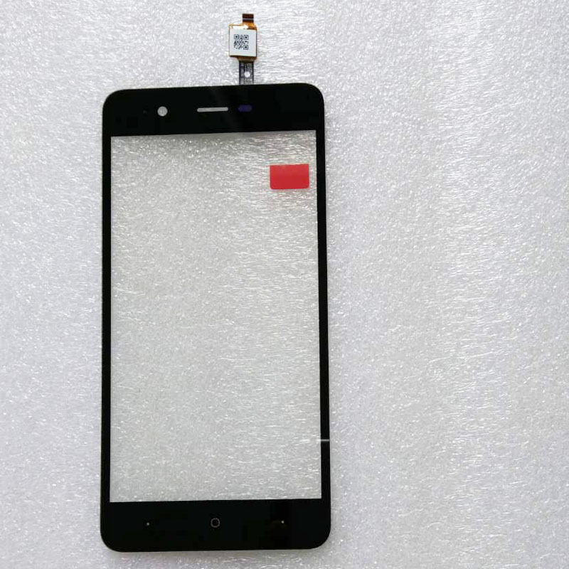 5.0 inch Test ok For BQ BQS 5044 Stricke LTE Touch Screen Digitizer Touch Panel Glass Lens + 3M Tape