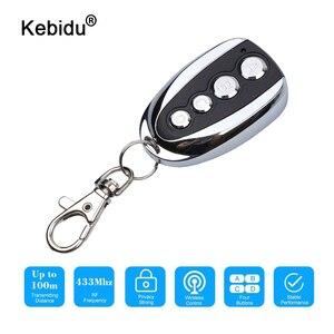 Image 1 - Kebidu 미니 4 채널 원격 제어 433.92MHz ABCD 키 제어 복사기 집에 대 한 자동차에 대 한 롤링 코드