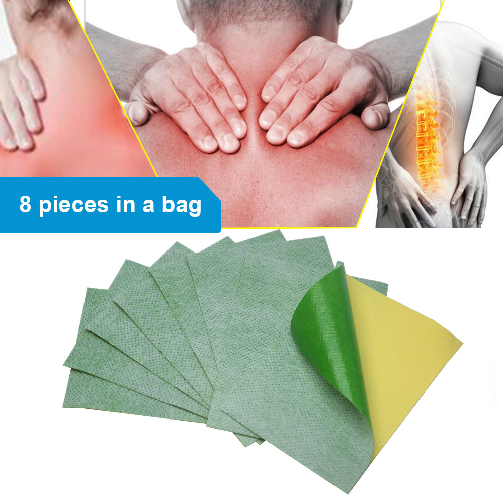 Image 4 - 40Pcs/5Bags Pain Relief Stickers Arthritis Joint Pain Rheumatism Shoulder Patch Knee/Neck/Back Orthopedic Plaster D1308-in Patches from Beauty & Health