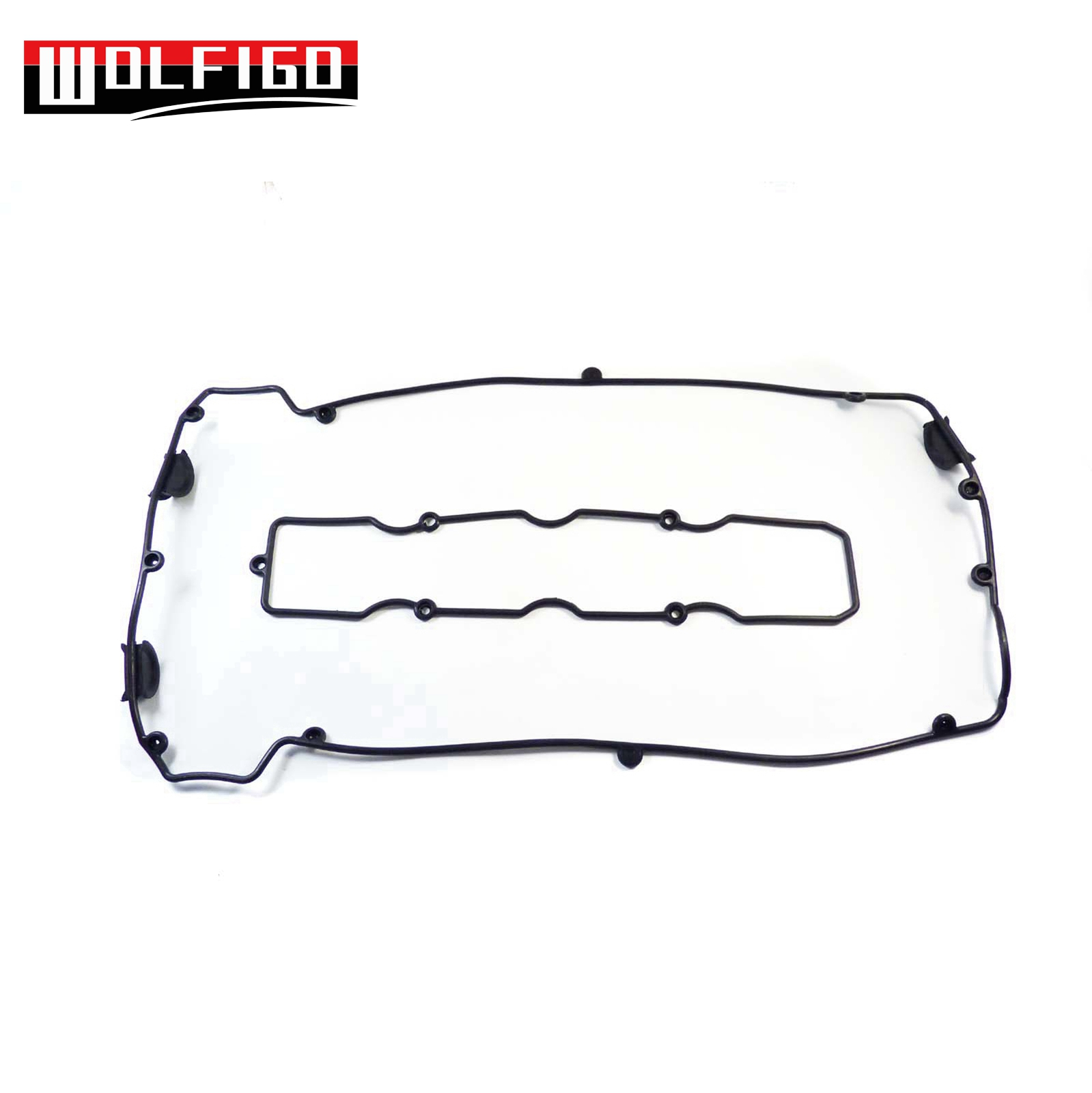 Wolfigo New Engine Valve Cover Gasket Set For Saab 9 3 9 5