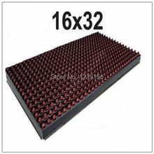 Excellent Leeman СВЕТОДИОДНЫЙ ДИСПЛЕЙ 2017 2018 16×32 1R Красный Цвет открытый p10 модуль светодиодный дисплей открытый вывеска панели 160x 320 мм