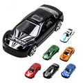 6 Unids Alta Simulación Exquisita Aleación Modelo de Coche Del Rc Juguetes de Coches Car Styling Van Fashional Modelo Excelentes Regalos