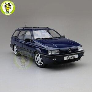 Image 4 - 1/18 KK Passat B3 Vr6 Variant 1988 Diecast Model Car Toys Boy Girl Gifts Nothing can be opened