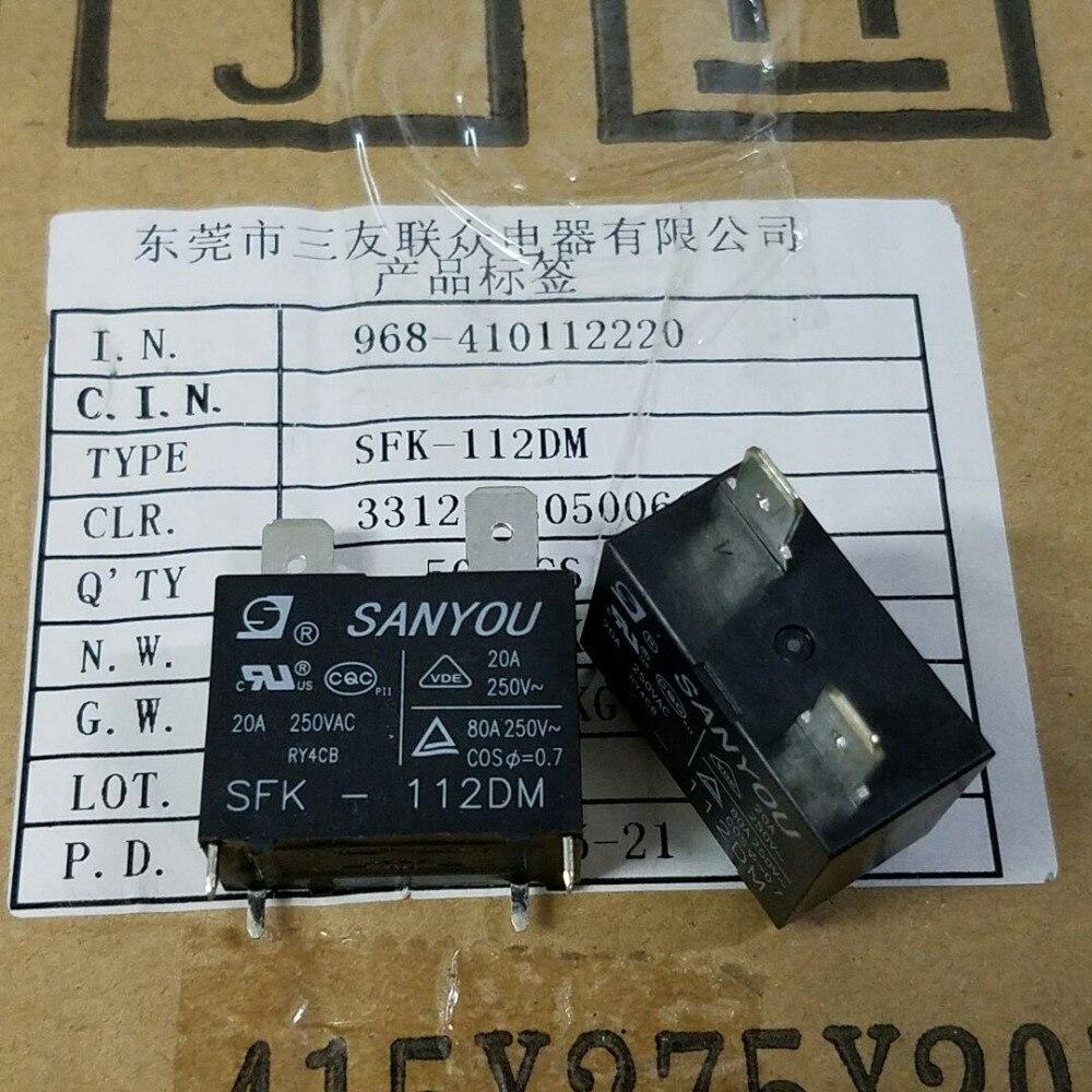 Frete grátis SFK-112DM relés de ar condicionado