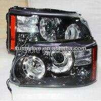 Светодио дный для Land Rover Range Rover Sport светодиодная фара для Land Rover 2010 2012 год