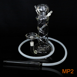 Mp2 glass hookah glass hose set with 1 5 m length silicon hose adapter and shisha.jpg 250x250