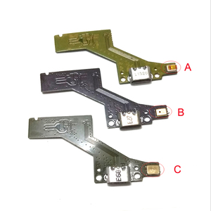 Image 2 - Micro Dock Connector PCB Board USB Charging Port Flex For Lenovo PB1 750M Phab TD LTE PB1 750N PB1 750 PB1 770 Ribbon