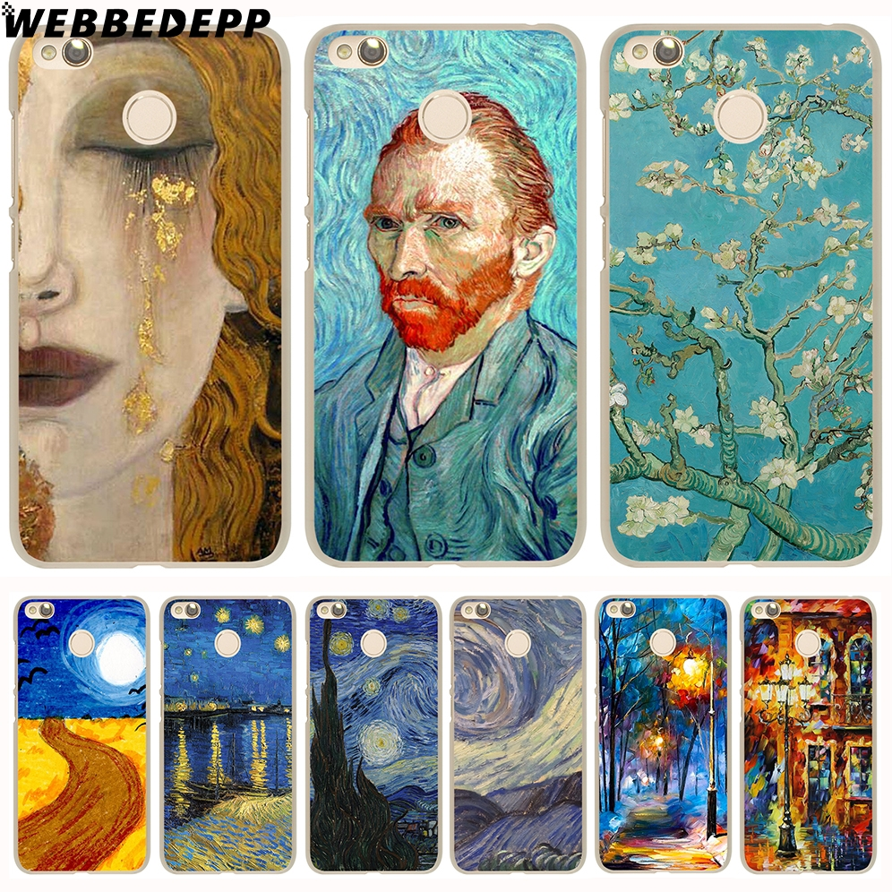 Fitted Cases Phone Bags & Cases Lovely Lavaza Van Gogh Starry Sky Flower Soft Silicone Cases Cover For Xiaomi Redmi 4a 6a S2 Note 7 4 4x 5 6 Pro 5a Prime Tpu Case