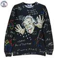 Mr.1991INC Математика наука толстовки для мальчика Графический 3d кофты мужчины/женщины забавный распечатать Эйнштейна толстовка повседневная топы G1860