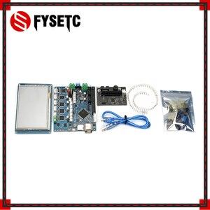 "Image 2 - Duet 2 Wifi V1.04 โคลน DuetWifi ขั้นสูง 32 Bit Electronics 4.3 ""5"" 7 ""PanelDue หน้าจอสัมผัสคอนโทรลเลอร์สำหรับ BLV MGN Cube"