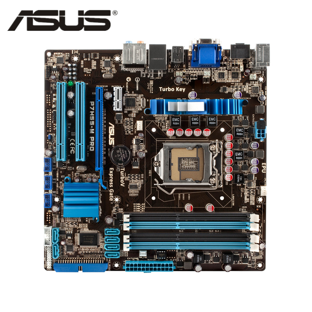 Asus P7H55-M/USB3 Express Gate Drivers Update