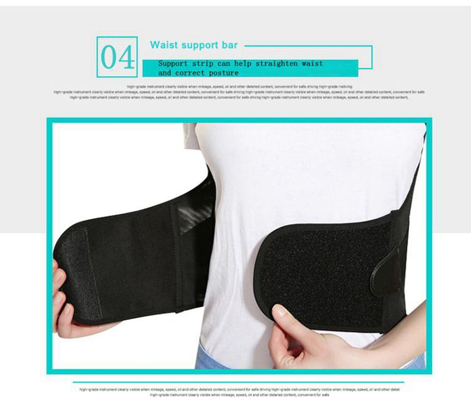 Tlinna Posture Corrector Belt with Adjustable Dual Strap Design to Get Perfect and Confident Body Posture Suitable to Wear Under or Over Clothing 17