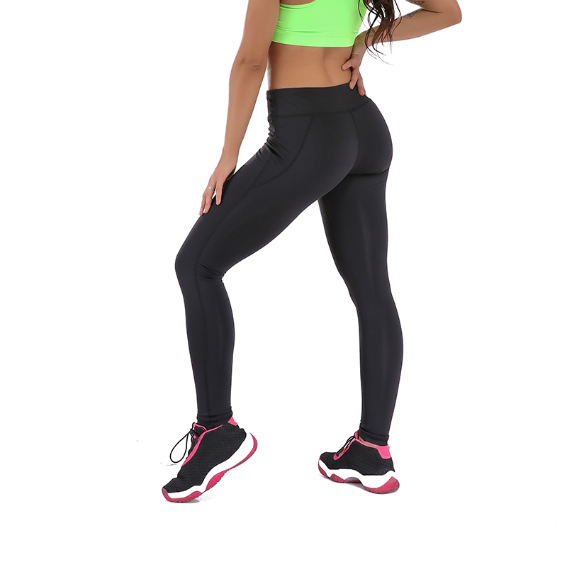 Prix pour Souteam Marque Yoga Pantalon Yoga Sport Leggings Pantalon de Sport Collants 2017 Nouvelle Arrivée Neuvième Pantalon # S160030