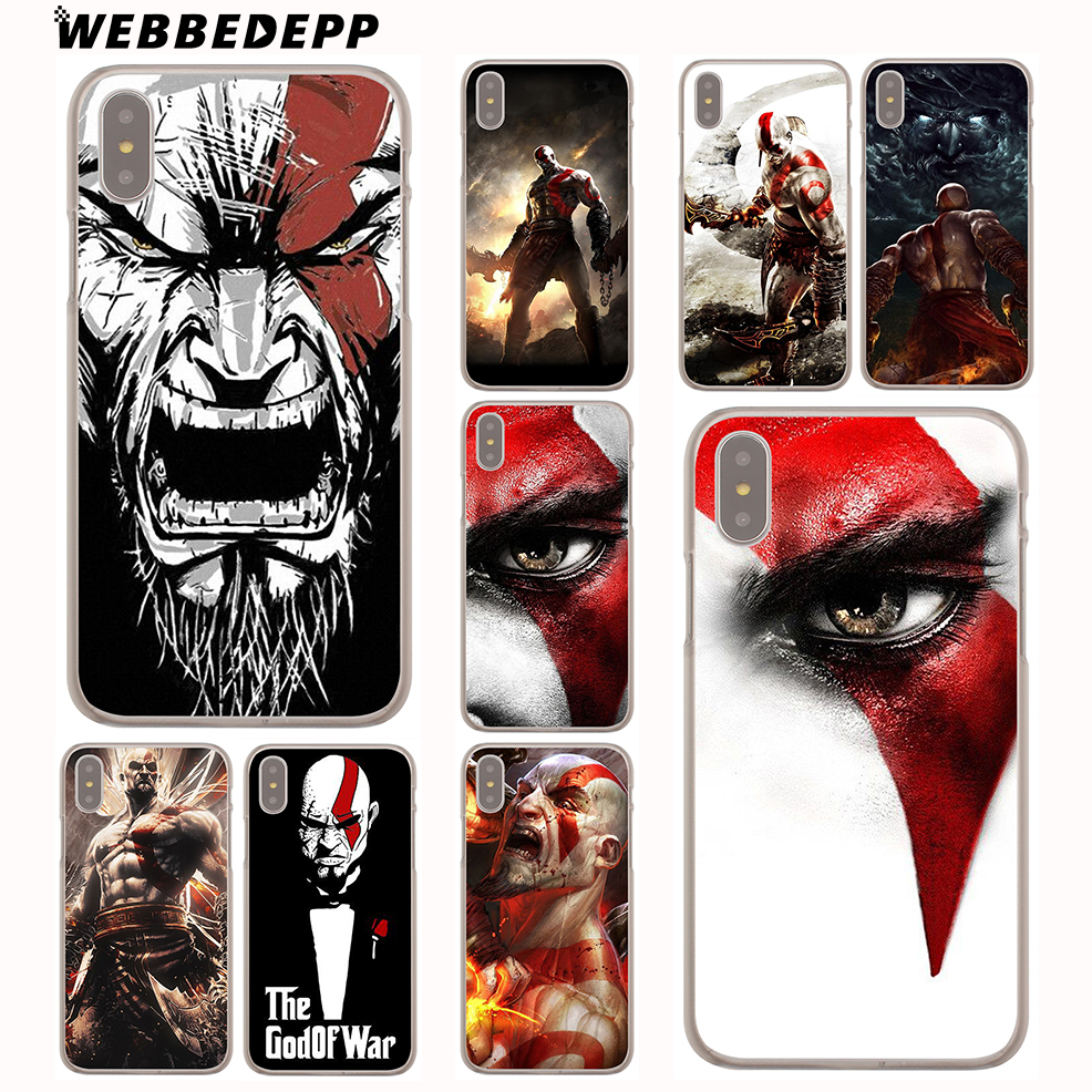 carcasa iphone 8 god of war