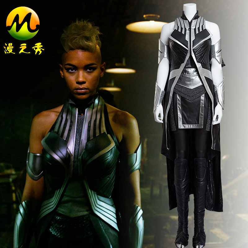 halloween costumes x men apocalypse storm ororo munroe cosplay costume party festival apparel