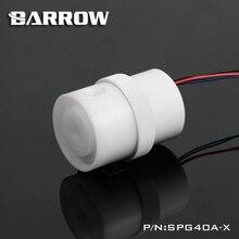 Barrow SPG40A X 18 Вт PWM насосы, максимальный расход 1260 л/ч, совместим с сердечниками насосов серии D5 и компонентами, четырехслойная печатная плата, все твердые