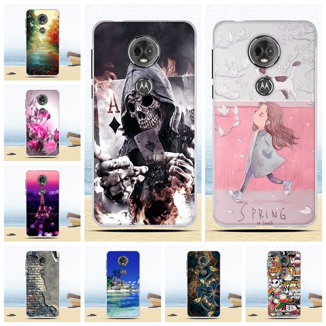 classic fit c643c 049b3 US $1.02 7% OFF|Phone Case For Motorola Moto E5 Plus Silicone Soft TPU  Cover For Fundas Motorola Moto E Plus 5th Gen. Phone Cases Bumper  Housing-in ...