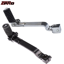 TDPRO 11mm Folding Gear Shifter Lever New CNC Motorcycle Gear Shift Levers For 50cc 70cc 90cc 110/125cc 150/160cc Pit Dirt Bike цена