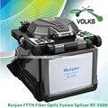 Оригинальные Ruiyan RY-F600 FTTH Волоконно-Оптический Сращивание Машины Сварочный Аппарат