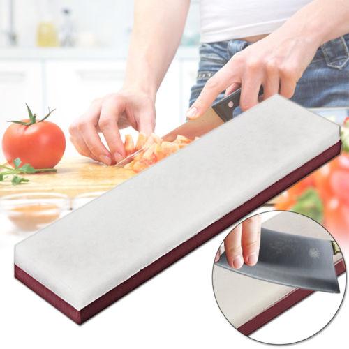 Fixmee 3000# &10000# Grit Oilstone Knife Razor Sharpener Polishing Whetstone Polisher