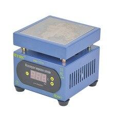 220 V 300 W température constante chauffage table Mobile téléphone écran partagé thermostat PCB plaque chaude préchauffage station 100mm * 100mm