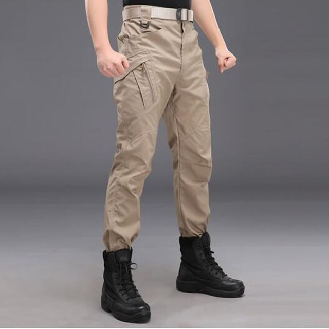 7e243b66c79977 Men Archon IX9 Military Outdoors City Tactical Pants Men Cargo Pants Army Combat  Trousers