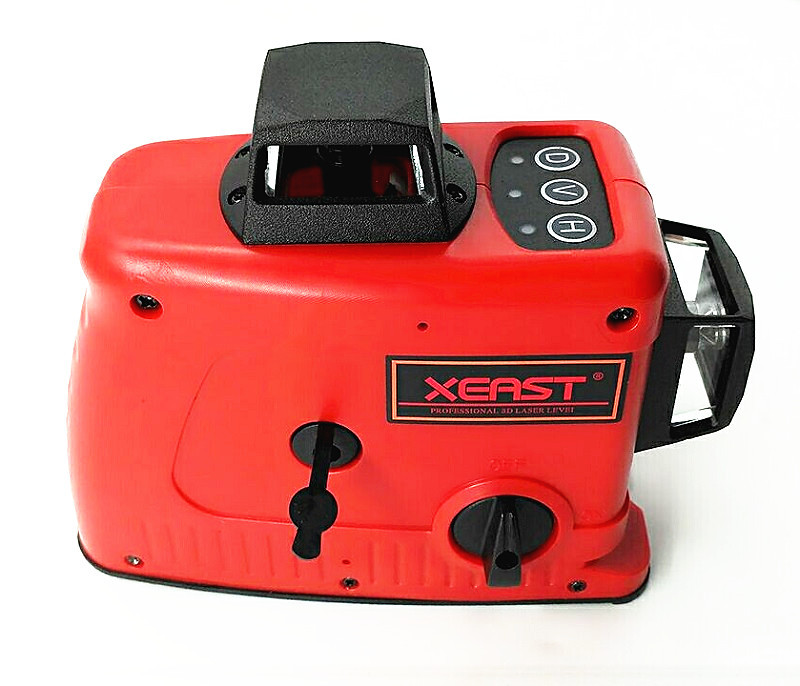 12 line laser level 360 Vertical And Horizontal 3D Laser Level Self-leveling Cross Line 3D Laser Level Red Beam