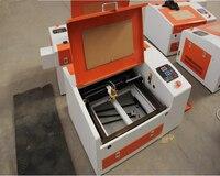 DIY CO2 laser cutting machine laser engraving machine PVC wood carving GY 430