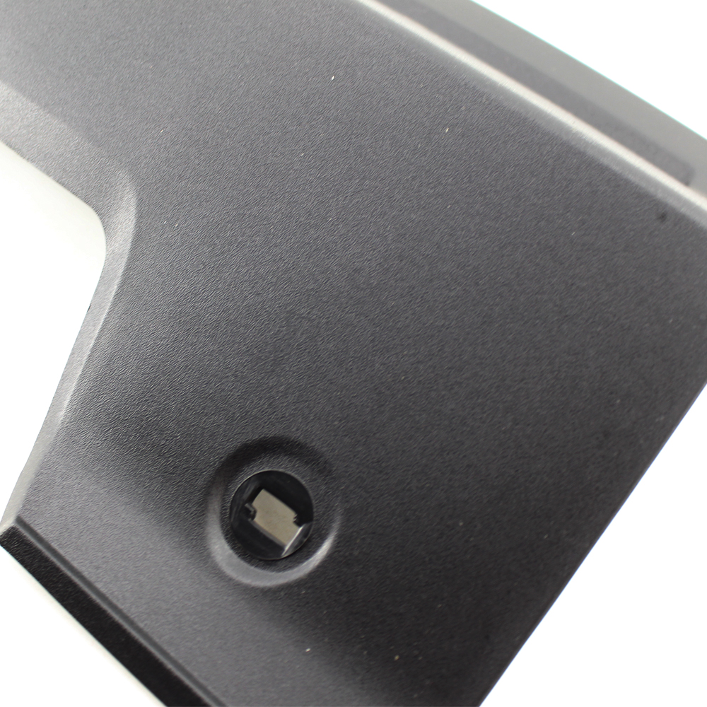Land Rover LR3 LR4 Rear Bumper Towing Eye Hook Cover with Clips Genuine New
