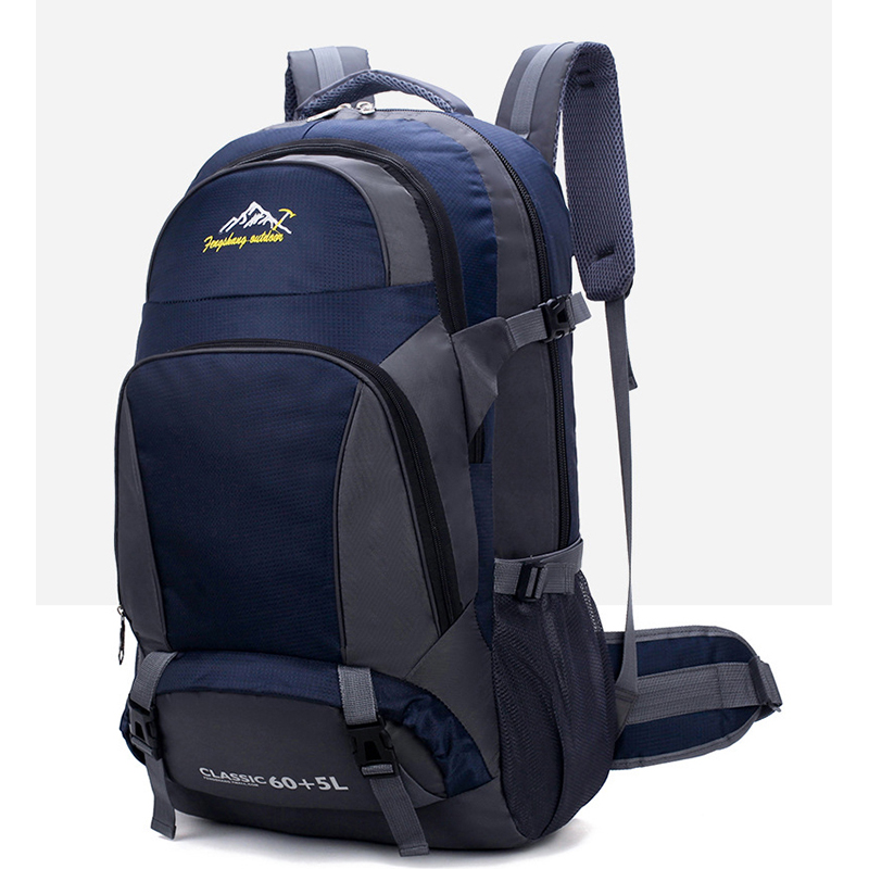 65L 2019 new waterproof men backpack travel pack sports bag pack Outdoor Mountaineering Climbing Camping backpack for male