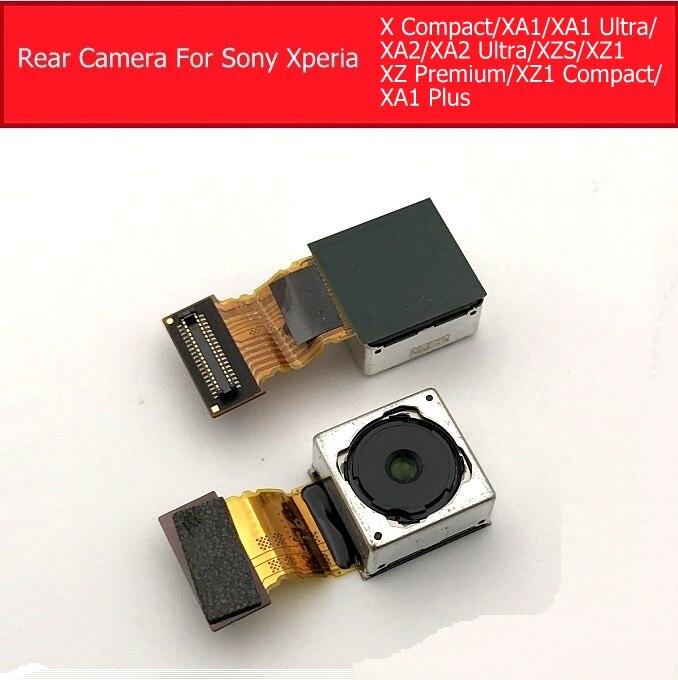 Main Back Camera For Sony Xperia X/X Performance/XZ/X Compact/XA1/XA1U/XA2/XA2U/XZ/XZS/XZP/XZ1/XZ1C/XA/XA Ultra Rear Camera Part