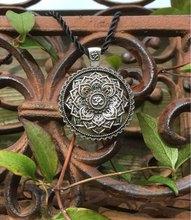 Floral Cute Talisman Pendant for Woman