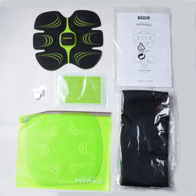 Multi-Function EMS abs stimulator