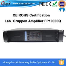 Lab Gruppen FP10000Q Professional Pro Power Amplifier sound system tube amplifier audio with three year warranty