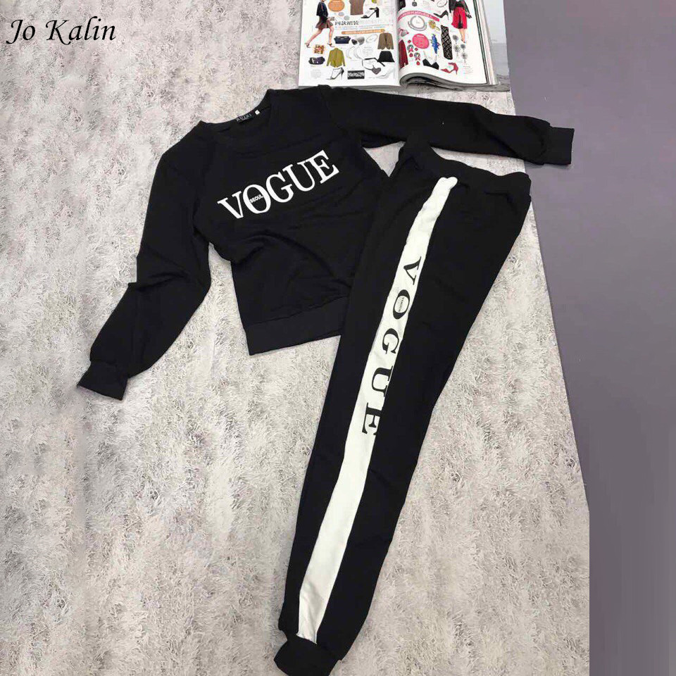 DingAng Womens Leopard Print 2 Piece Outfits Zipper Tops Pants Sport Suits Tracksuits