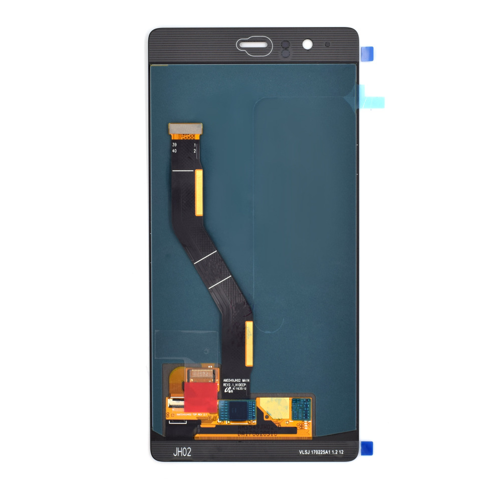Replacement Parts for Compatible for Huawei P9 Plus/VIE-L09/VIE-L29 Display Touch Digitizer Glass Screen Assembly