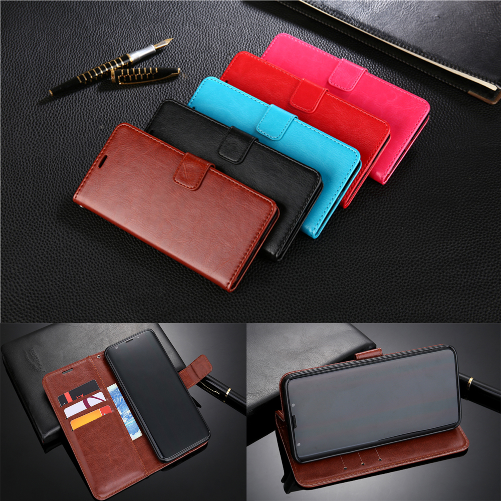 PU Leather Walet Flip Case for Lenovo A6010 Plus A6000 for Lenovo Lemon K3 K30-T K3 A 6000 <font><b>6010</b></font> Case for Lenovo a6010 image