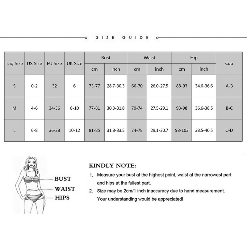 2019 Women Micro Bikini set Push Up Swimwear Solid Beach Bathing Suit Brazilian Thong Swimsuit For Girls Bikini Swim Suit femme
